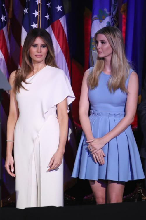 меланья и иванка трамп