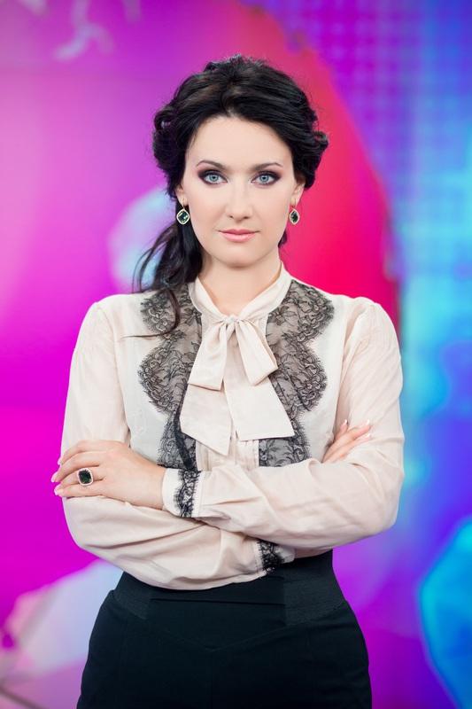 Телеведущая Соломия Витвицкая: Я не гламурная дива - фото №1