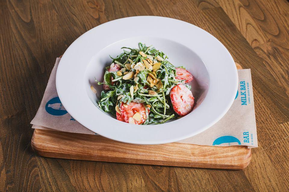 Новые рецепты салатов от столичных ресторанов - фото №4