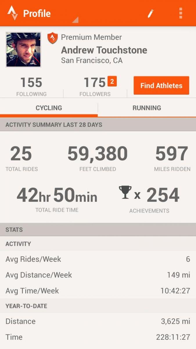 Мобильные приложения для велосипедистов - фото №10