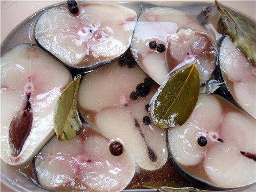 Топ 9 вкусных маринадов для рыбы - фото №2