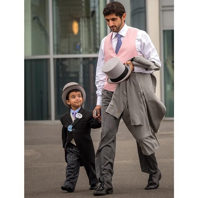 На кого подписаться в Instagram: настоящий наследный принц Дубая - фото №11