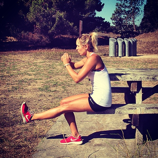 10 фитнес-упражнений из Instagram - фото №1
