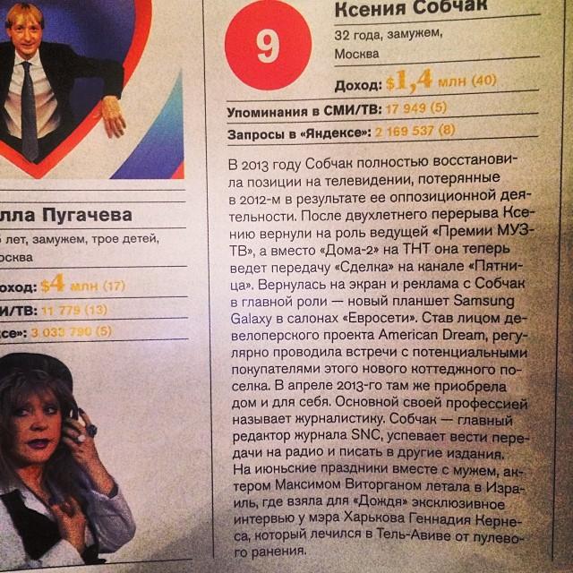Ксения Собчак обижена на Новую волну - фото №1