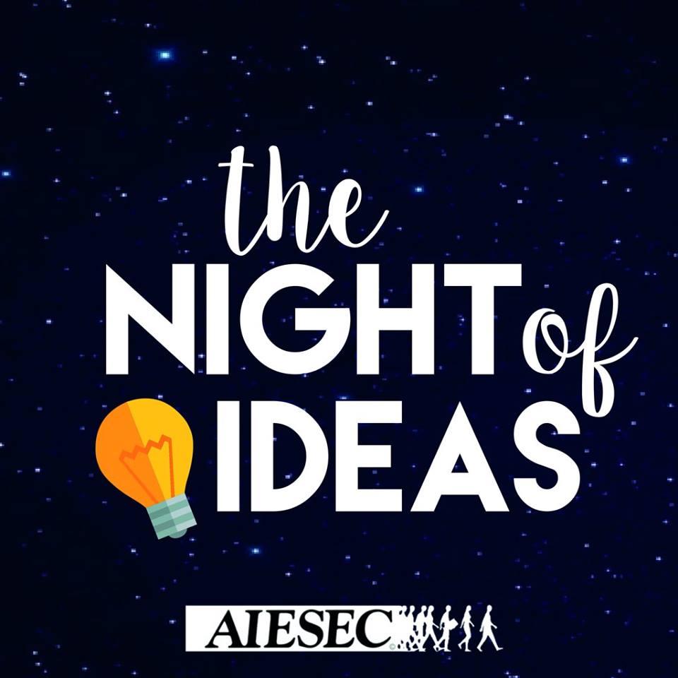 Куда пойти 24-25 октября ночь идей