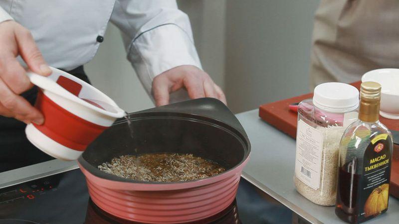 Золотые рецепты звезд: рис басмати по-индийски и жареный сибас от Леси Оробец - фото №6