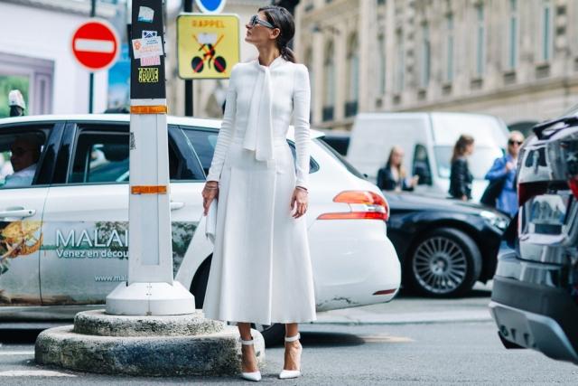 Голосуем! Лучшее белое платье недели: Кейт Миддлтон, Джованна Батталья, Сиенна Миллер и Бейонсе