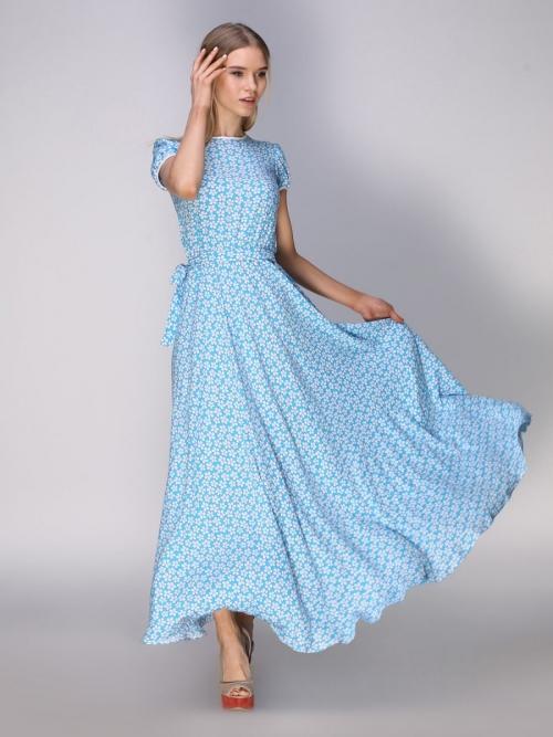 Платье-макси от бренда Karseka