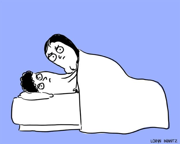 Смешно о наболевшем: 11 видов секса, который есть у женатых пар - фото №11