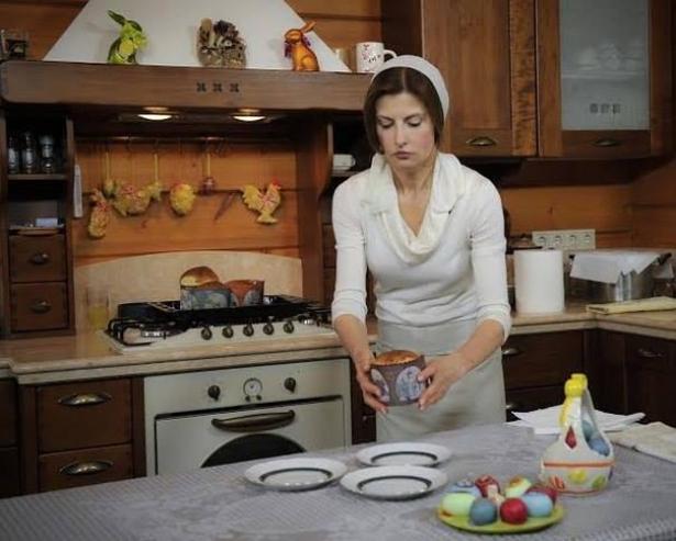 Пасха: как готовит куличи первая леди Украины - фото №1