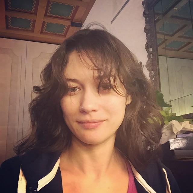Как все мы: Ольга Куриленко показала фото без макияжа - фото №3