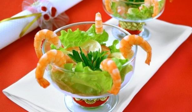 Салаты с морепродуктами: топ 5 рецептов приготовления - фото №1