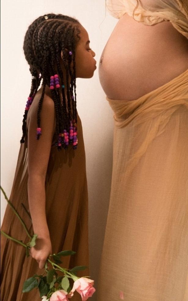Отец беременной Бейонсе рассекретил пол ее будущей двойни - фото №1