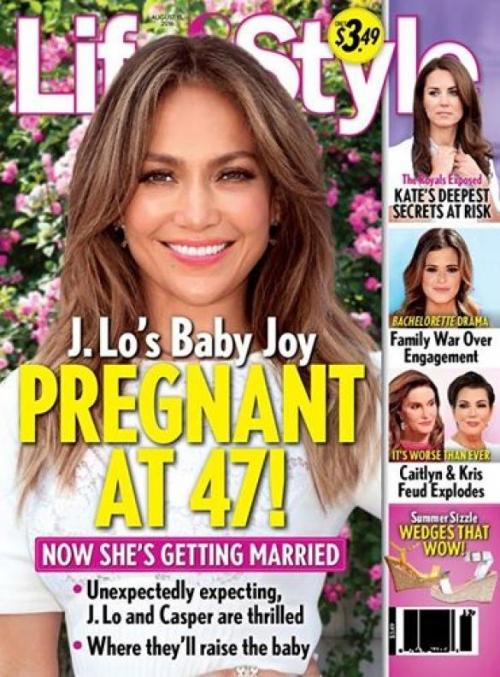 лопес беременна 2016
