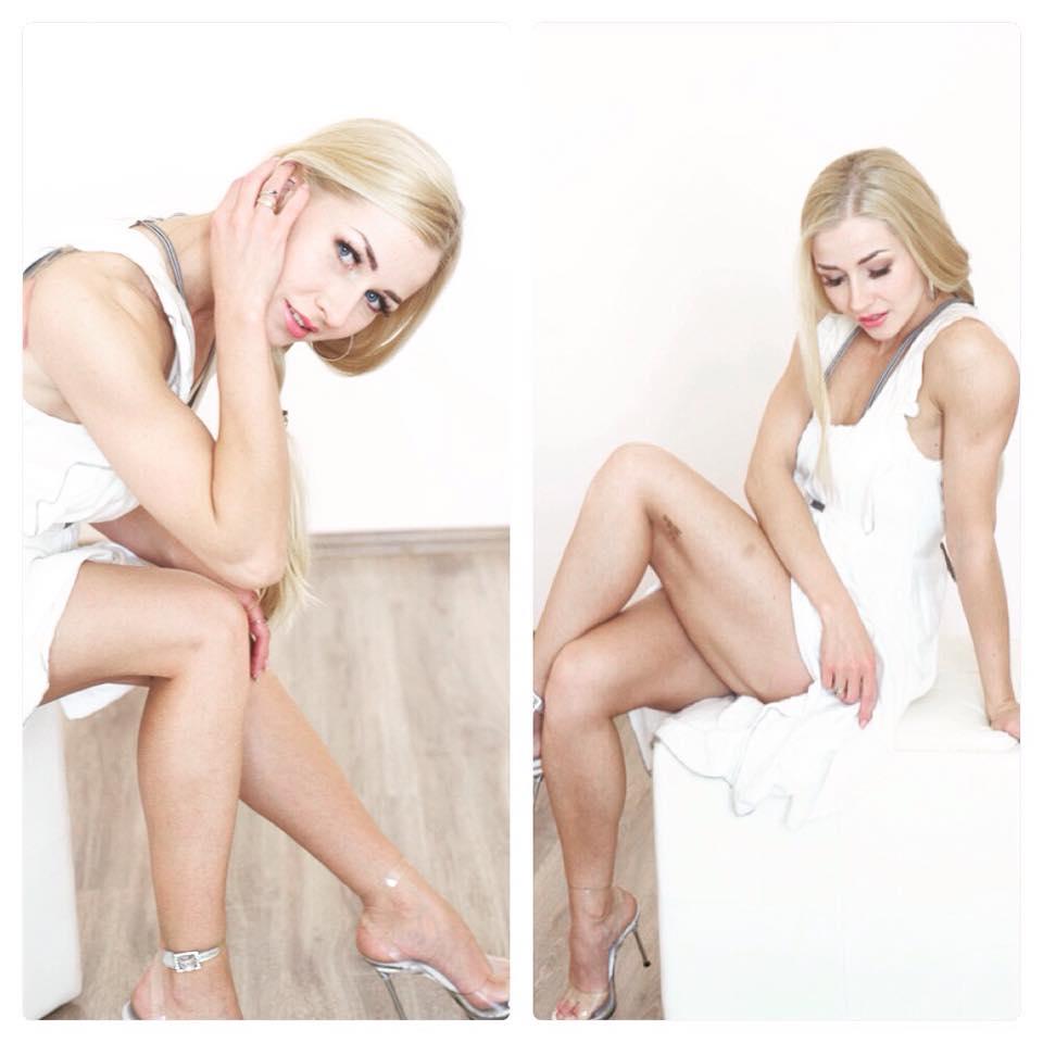 Ирина Лучишина: Я живу на сцене, сцена для меня - маленький мир - фото №5