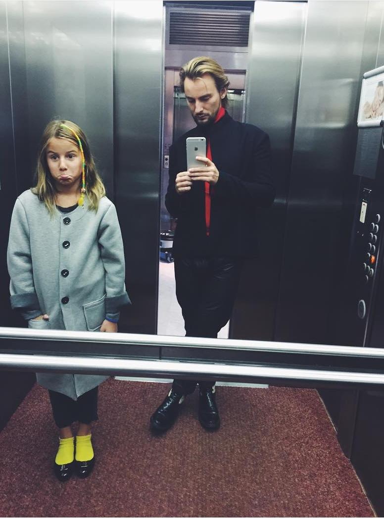 Самый лучший папа: как Алан Бадоев проводит время с дочкой - фото №4