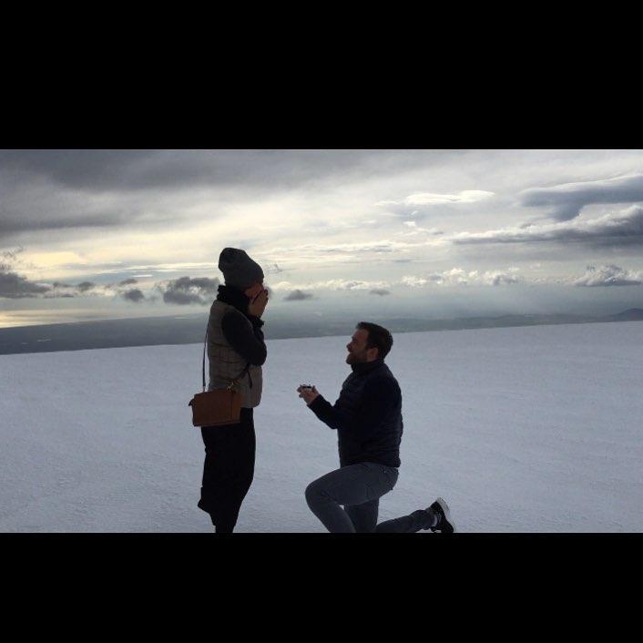 Победительница шоу Холостяк 4 выходит замуж: сказочное предложение в Исландии - фото №2