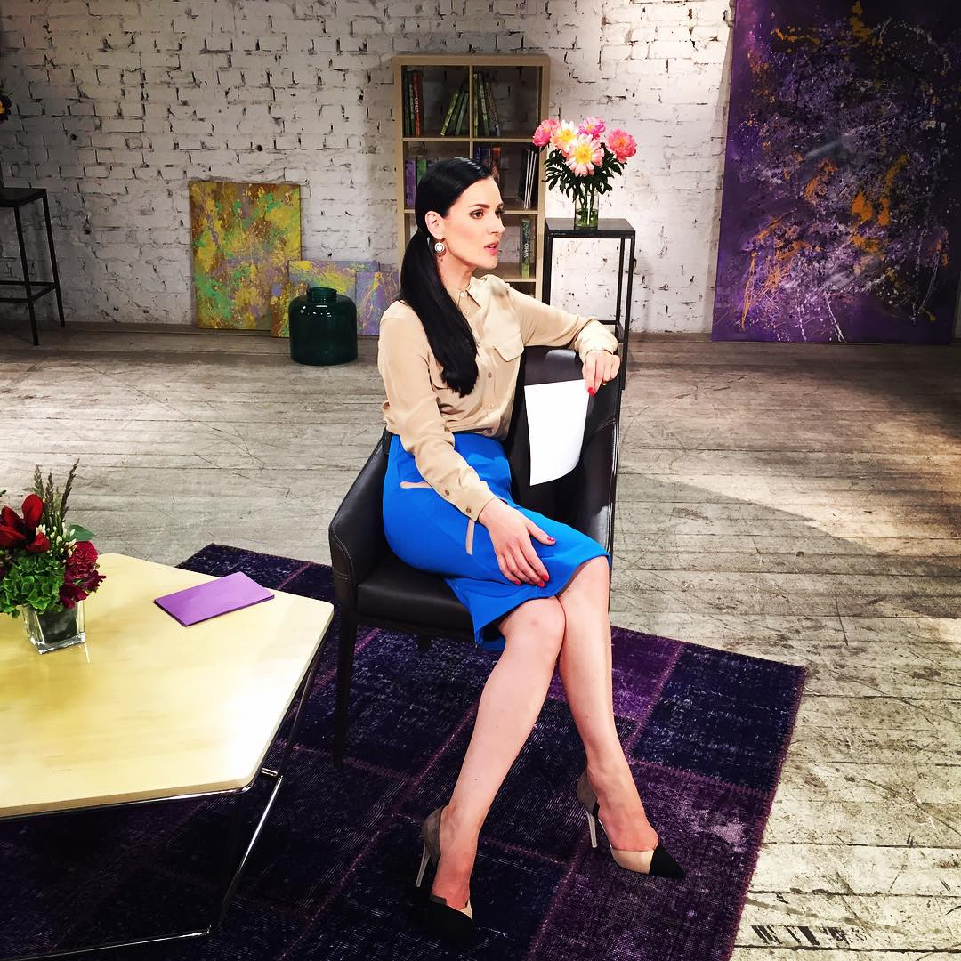 Почему Маша Ефросинина готовится к каждому интервью три недели: секреты ведущей - фото №1