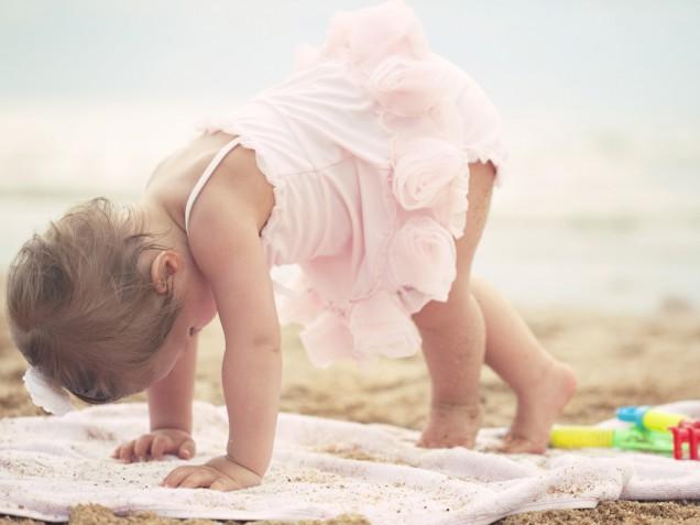 Поход с ребенком на пляж: что нужно знать - фото №2