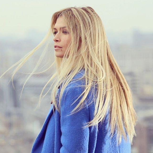 Волосы Веры Брежневой: секреты цвета и укладки, о которых мечтают многие девушки - фото №1