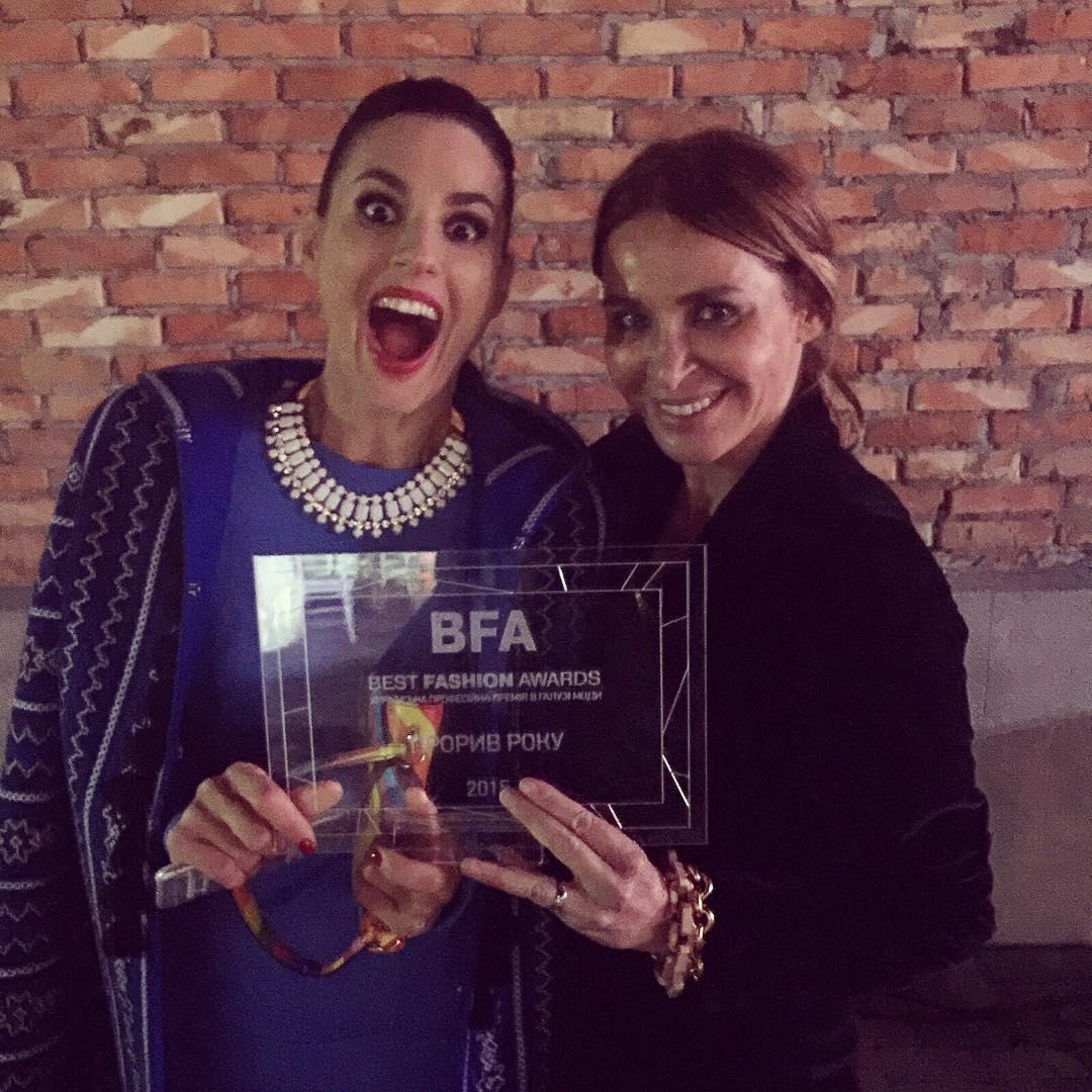 Best Fashion Awards 2015: кто получил главную модную награду Украины - фото №1