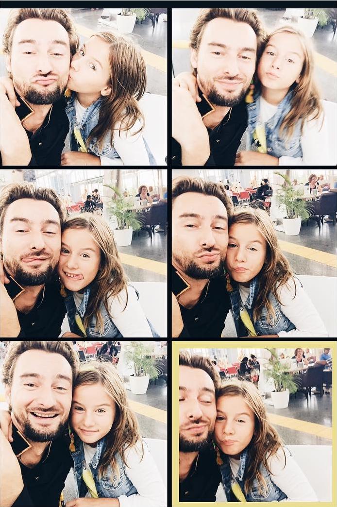 Самый лучший папа: как Алан Бадоев проводит время с дочкой - фото №3