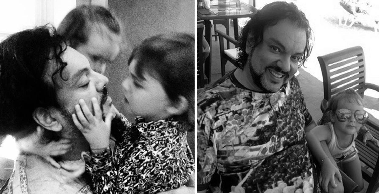Филипп Киркоров проводит время с детьми
