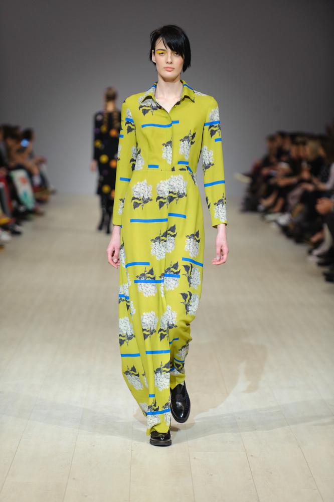 Платье POUSTOVIT 2015/16