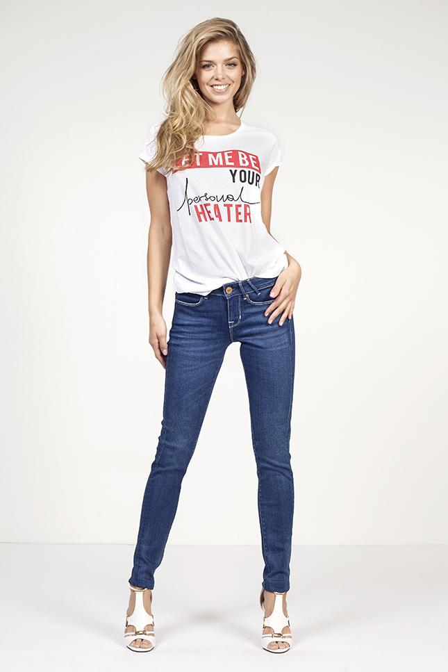 Экологические джинсы Guess Eco