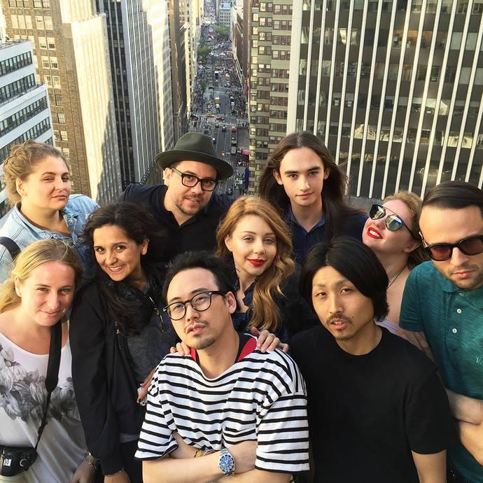 Моя любовь живет на 72-м этаже: фотосессия Тины Кароль на небоскребе в Нью-Йорке - фото №2