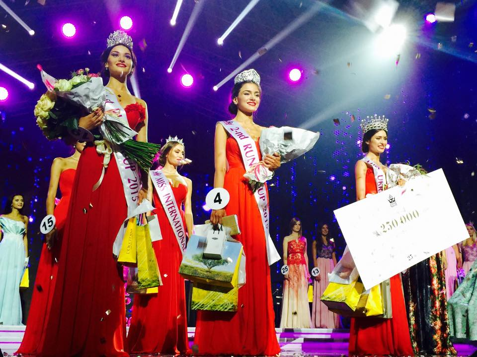 мисс украина 2015 фото