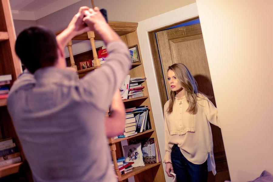 Зачем Ольга Фреймут установила скрытые камеры в своей квартире - фото №1