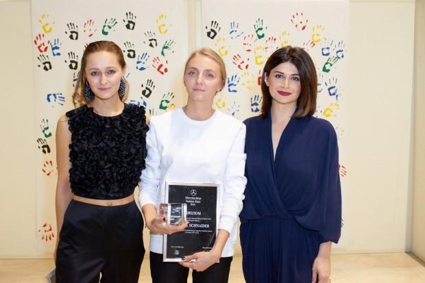Как прошло открытие Mercedes-Benz Kiev Fashion Days