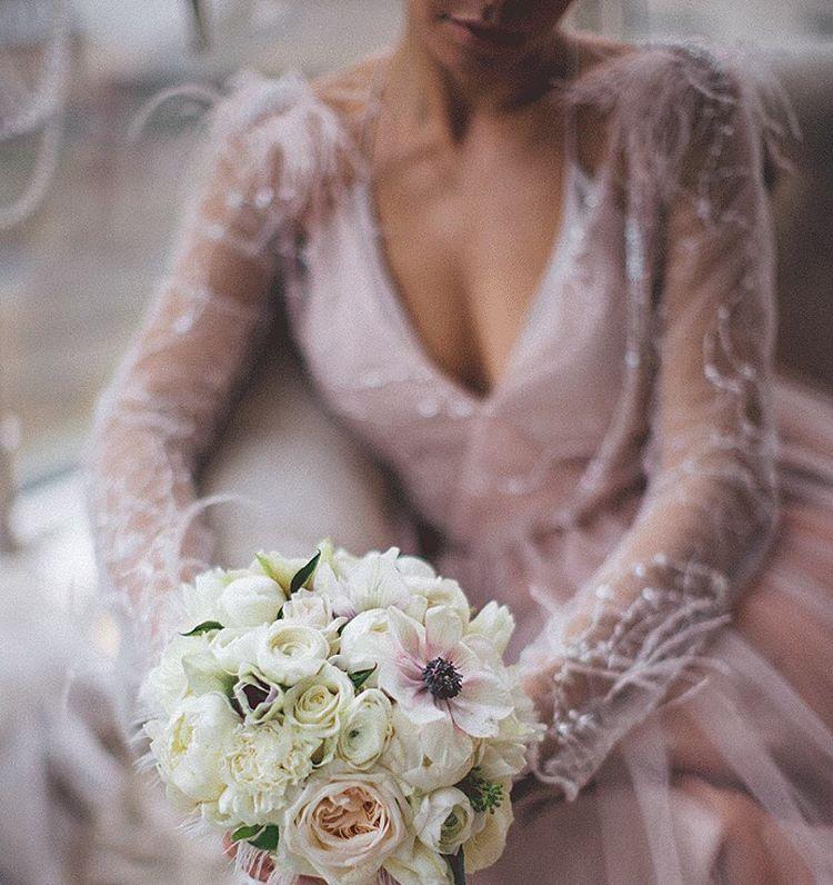 Вера Брежнева свадебные фото