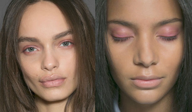 Розовые тени: особенности нанесения - фото №3