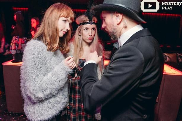 Как редакция ХОЧУ.ua ходила в кабаре: бородатая монашка научила воровку танцевать - фото №13