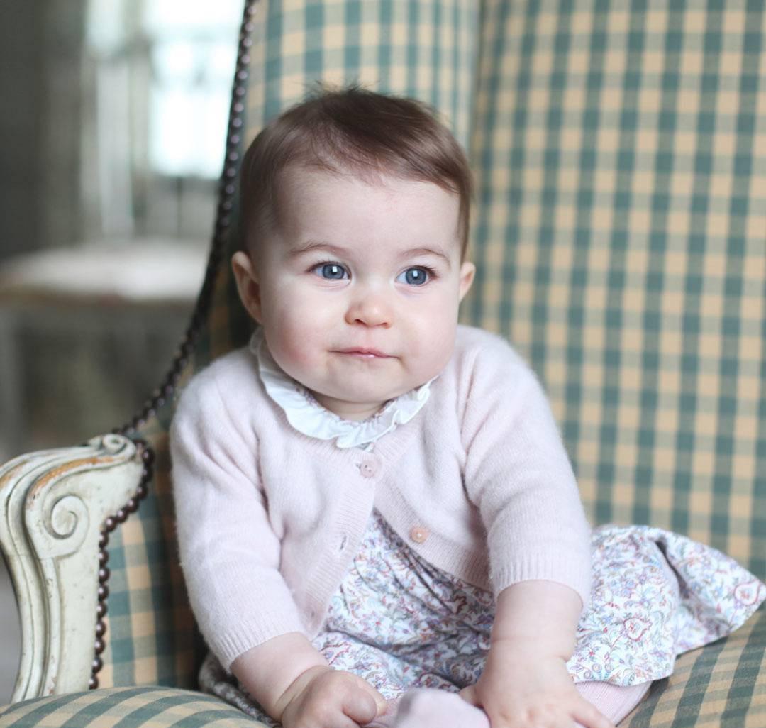 принцесса Шарлотта фото