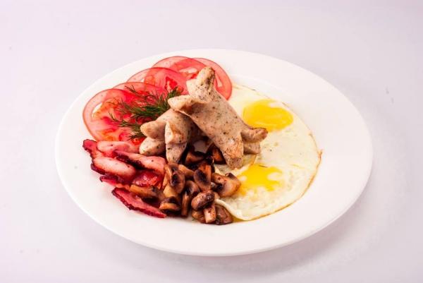 Где вкусно позавтракать в Киеве за 50 гривен - фото №15