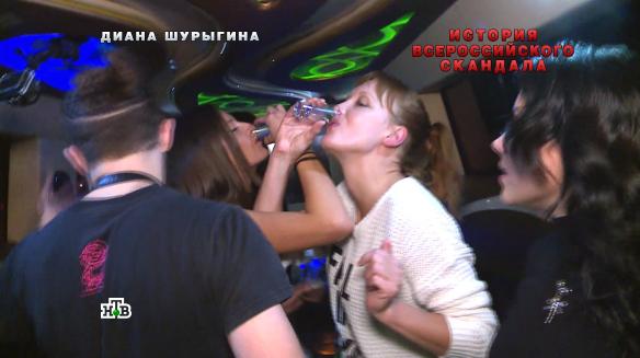 Скандально известная Диана Шурыгина закатила шальной девичник: поцелуи с девушками и изобилие алкоголя (ФОТО) - фото №2