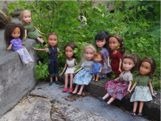 Что будет, если умыть куклу: вид без макияжа - фото №2
