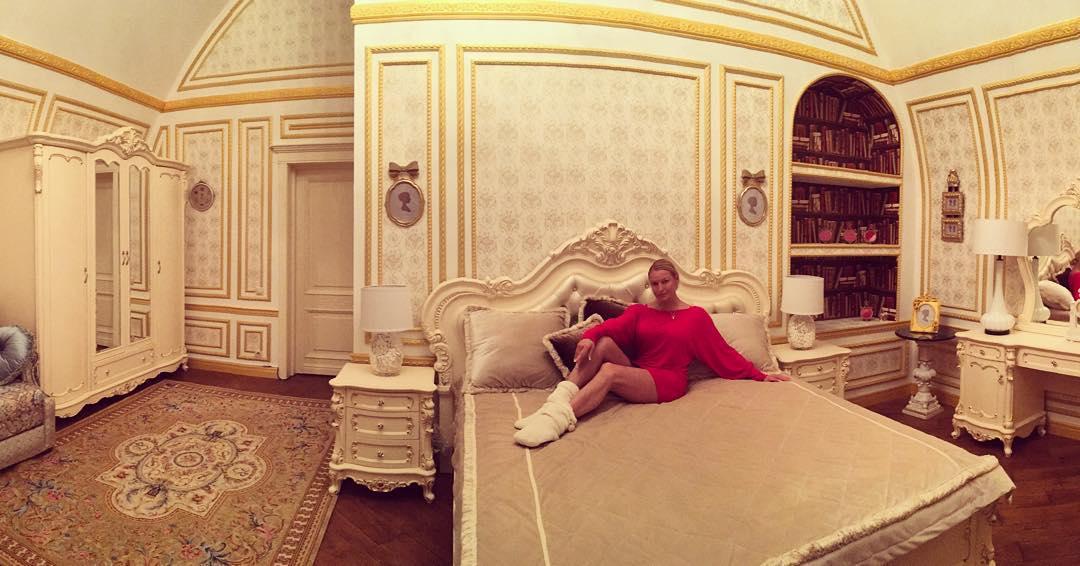 дом Волочковой