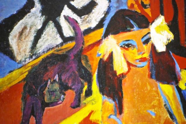 Мультимедийная выставка «Авангард. Пространство цветов и форм» - фото №2