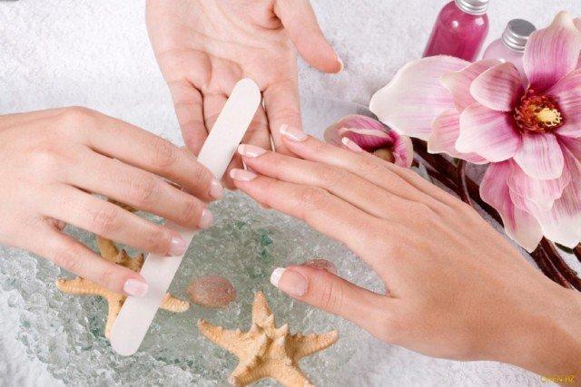 Как сделать детокс ногтей - фото №2