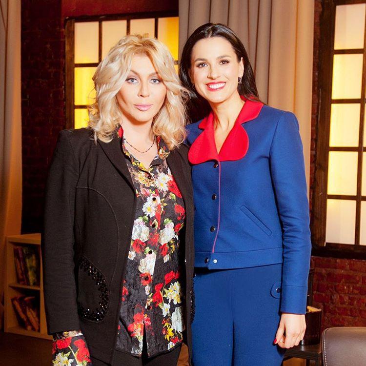 Ефросинина и Ирина Билык