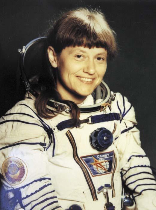 Женский космос: первые звездные леди - фото №1
