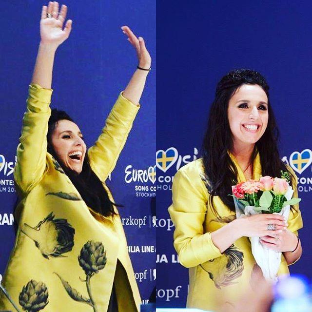 Фото победительница Евровидения 2016 Джамала