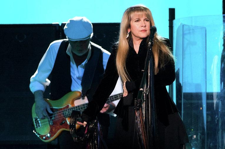 Fleetwood Mac Стиви Никс и Кристин МакВи