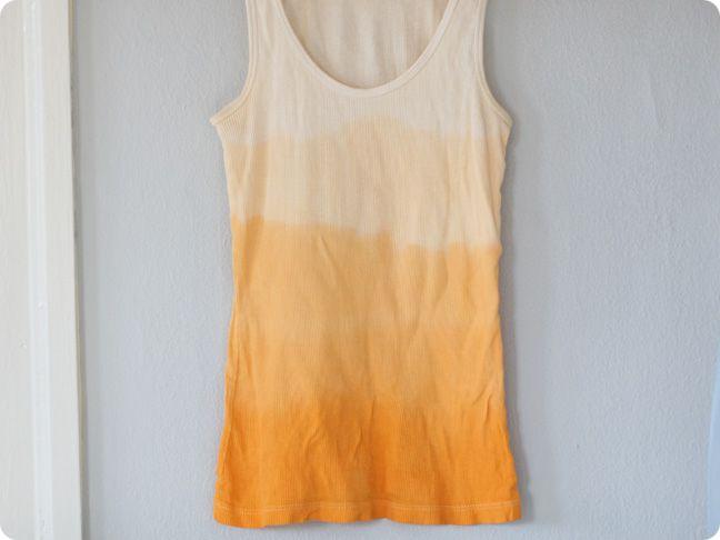 Модный тренд: градиент – переход цветов на одежде - фото №10