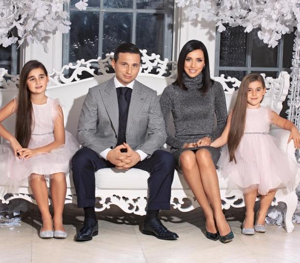 семья алсу фото