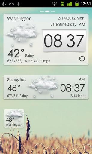Топ 4 погодных мобильных приложения - фото №8